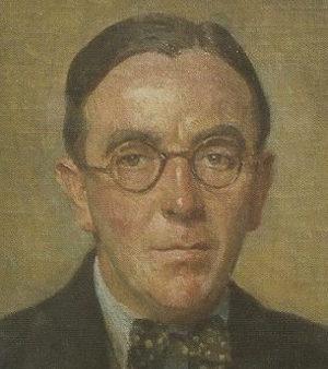 Painting of John Ireland