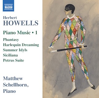 Howells CD cover