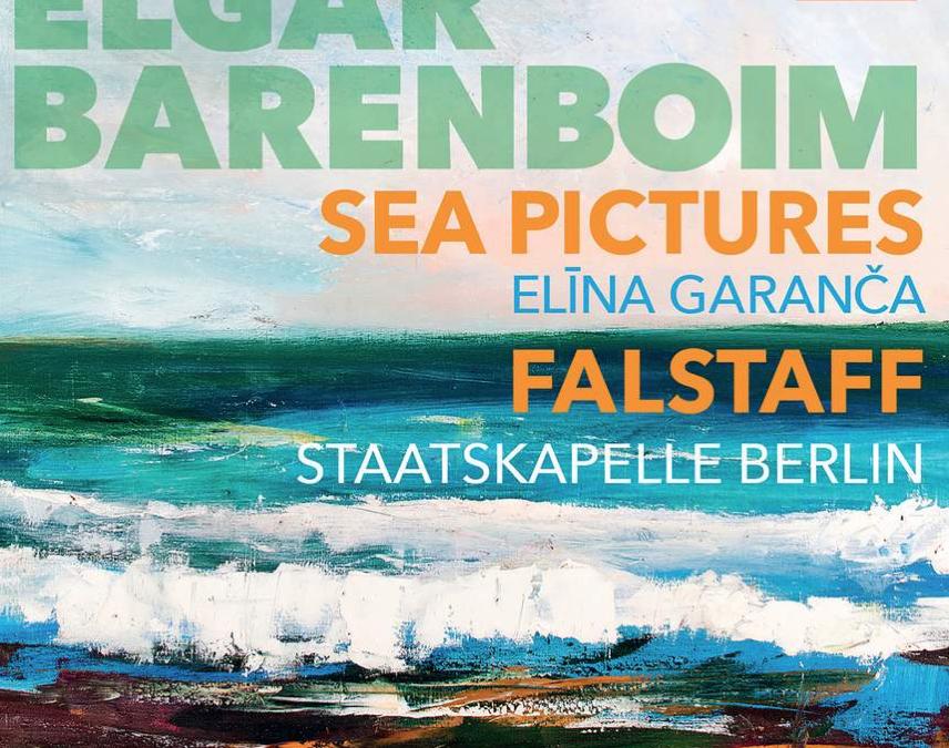 Elgar CD