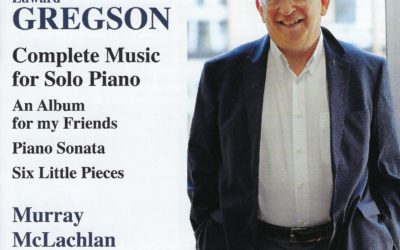 Gregson: Piano Solo Music