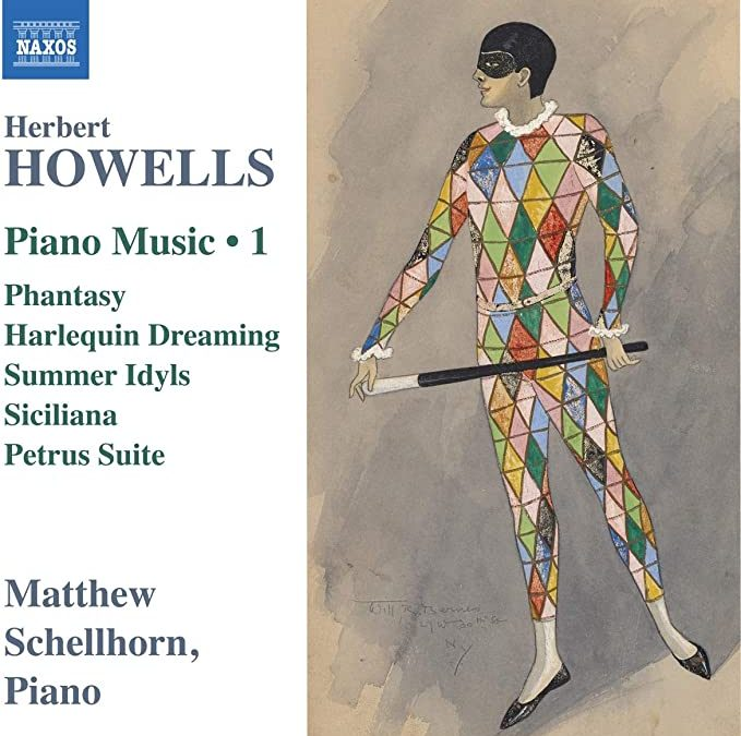 Great reviews for BMS Howells CD