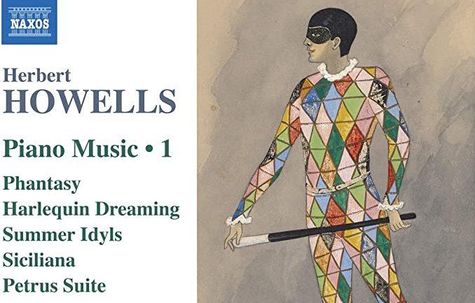 Howells CD cover