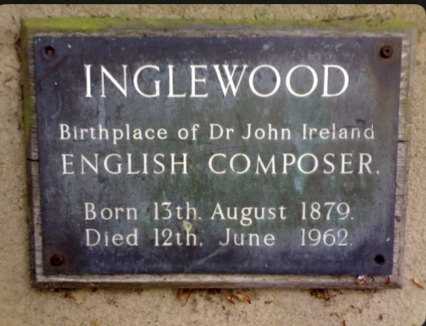 Composer plaque