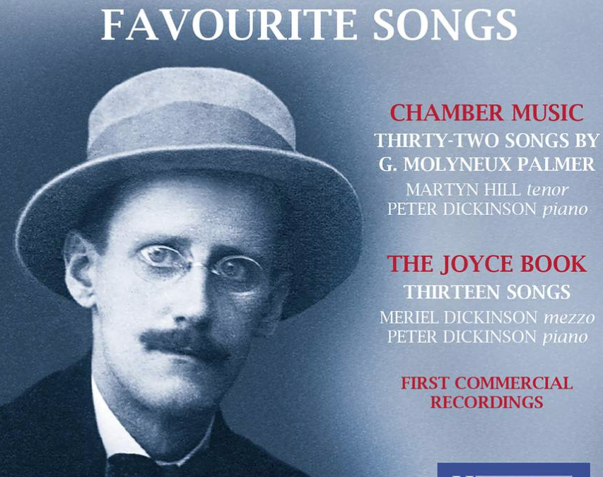 James Joyce's Favourite Songs