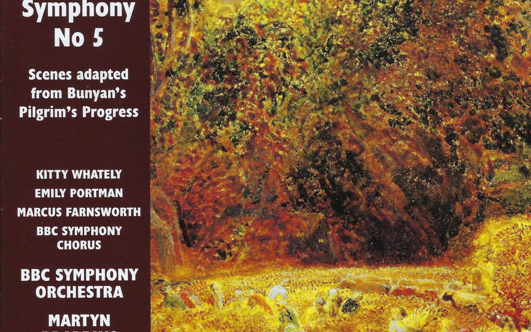 VAUGHAN WILLIAMS: Symphony No 5