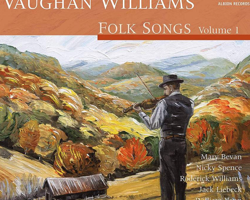 Vaughan Williams Folk Songs