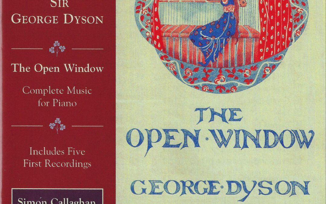 George Dyson - The Open Window