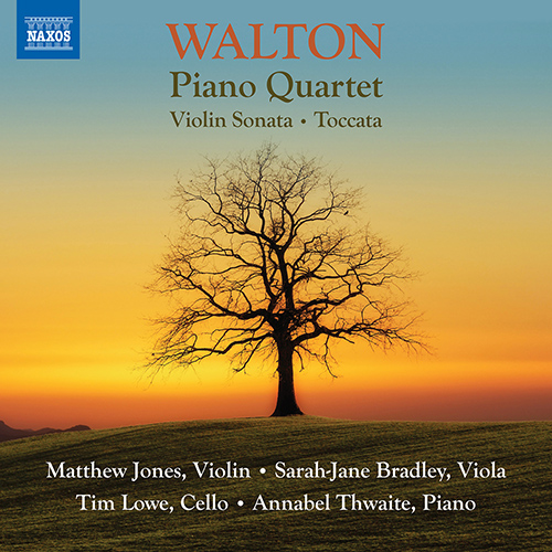 Walton - Piano Quartet