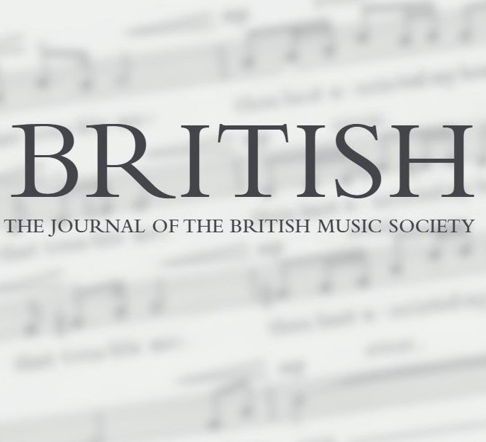 British Music Society Journal