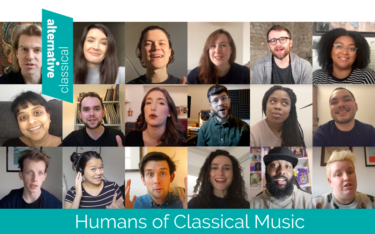 Humans of Classical Music
