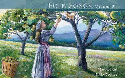 RALPH VAUGHAN WILLIAMS: Folk Songs Volume 2
