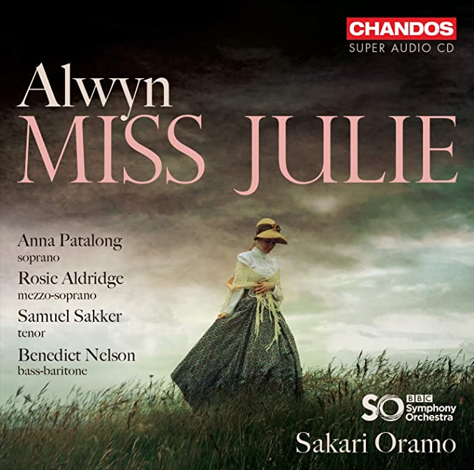 WILLIAM ALWYN: Miss Julie