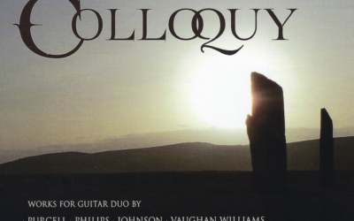 COLLOQUY: Works for Guitar Duo