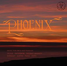 PHOENIX: Music for oboe/cor anglais