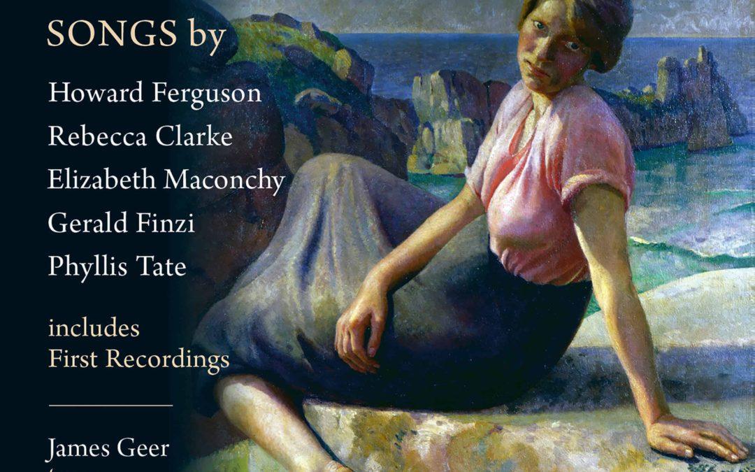 DREAMS MELTING: Songs by Ferguson, Clarke, Maconchy, Finzi & Tate