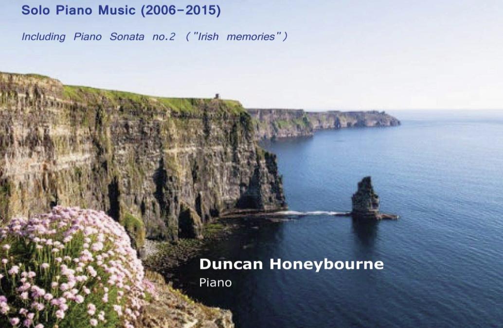 RICHARD FRANCIS: Solo Piano Music (2006-2015)