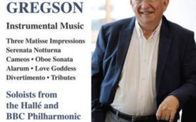 EDWARD GREGSON: Instrumental Music