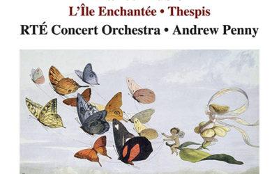 ARTHUR SULLIVAN: Ballet Music – L'Île Enchantée, Thespis