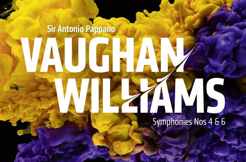 VAUGHAN WILLIAMS: Symphonies 4 & 6