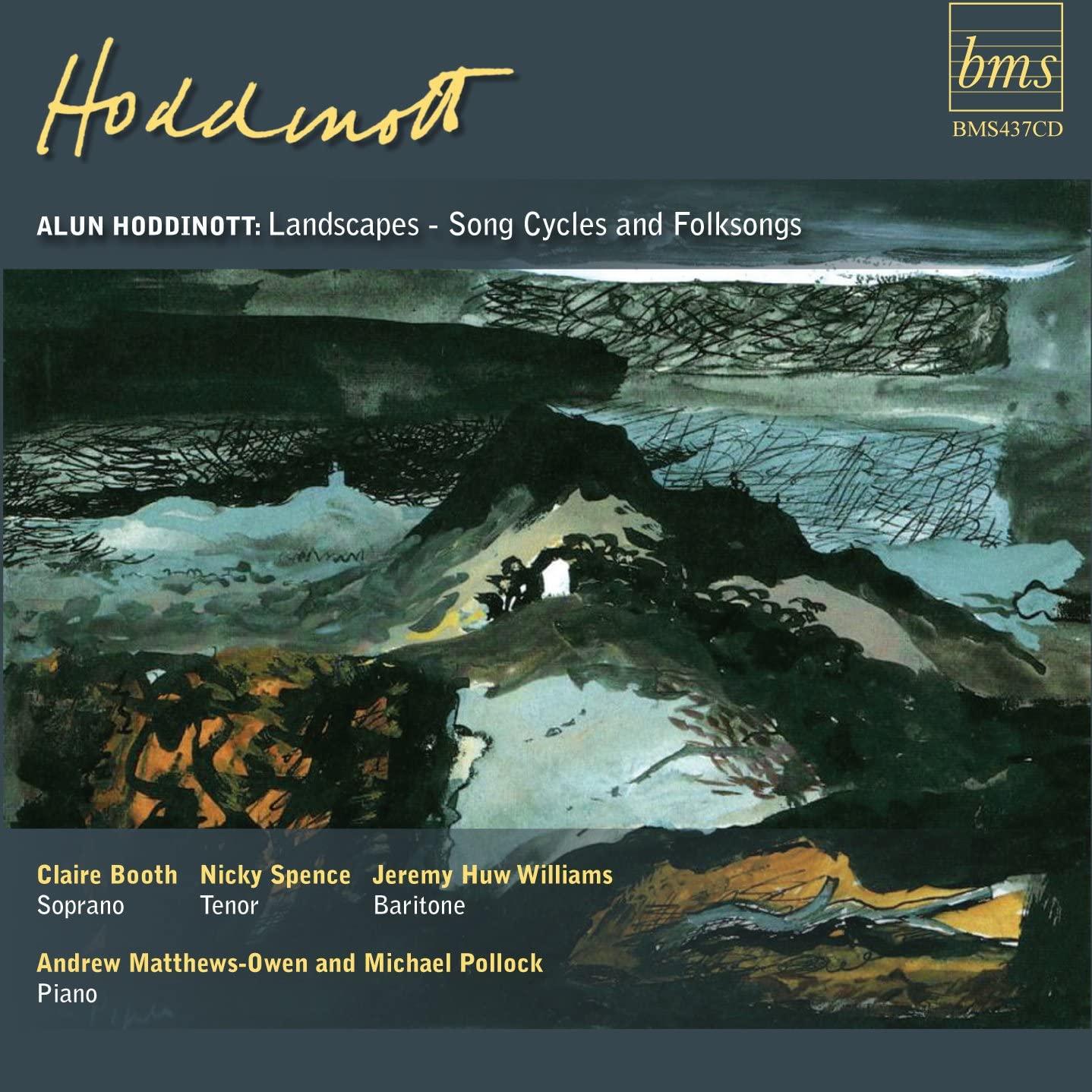 Hoddinott - Landscapes