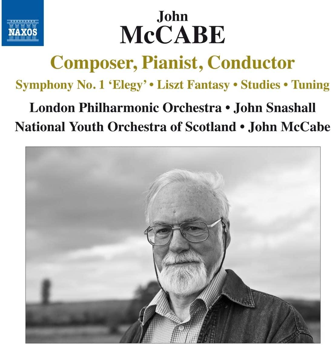 John McCabe - Symphony No 1