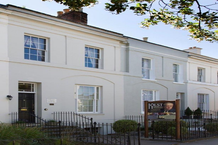 The Holst Museum