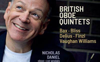 BRITISH OBOE QUINTETS