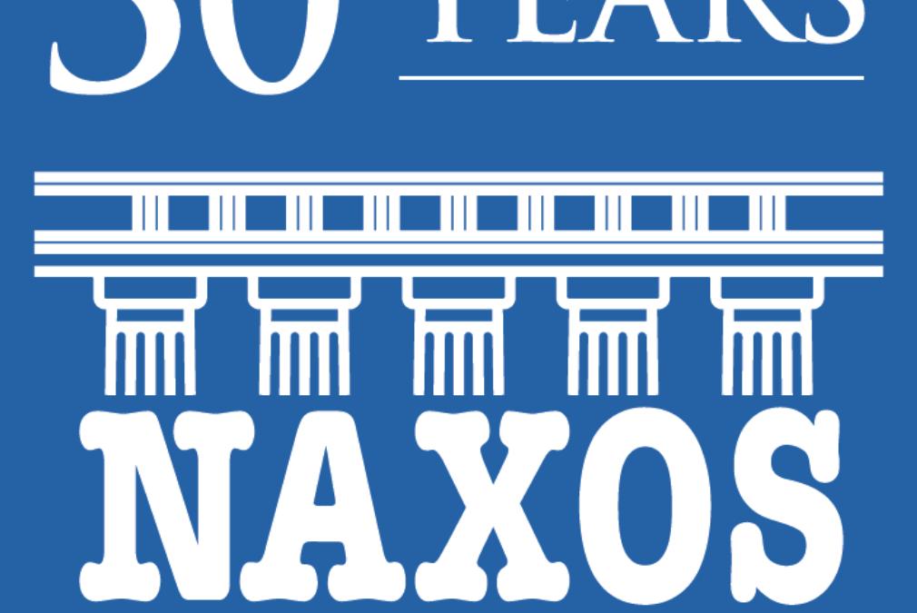 Naxos UK celebrates 30th birthday